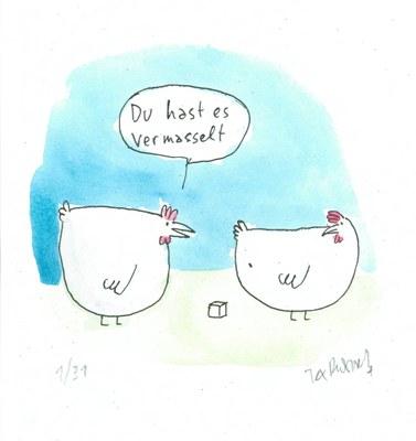 """Neuer Exkurs zu """"A echta Deix"""" eröffnet im Karikaturmuseum Krems."""