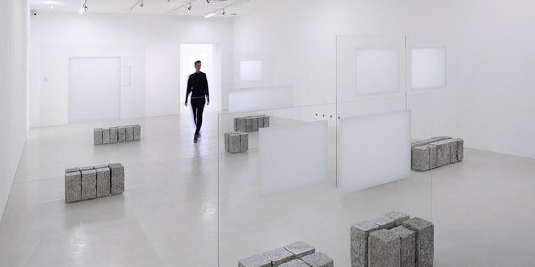 © Ausstellungsansicht Perrine Lacroix Kontex(e) Kunsthalle Krems 2019  © Christian Redtenbacher