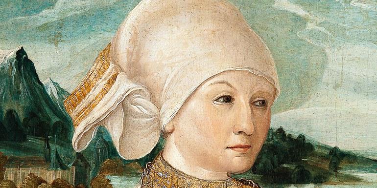 © Peter Böttcher, Allhartsberg; Titel: Porträt der Magdalena Kappler, museumkrems