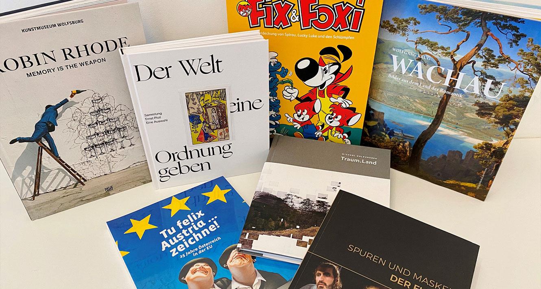 Kataloge Kunstmeile Krems