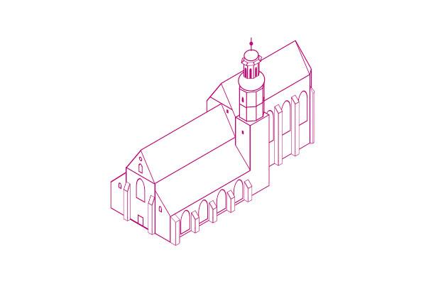 Der Klangraum Krems Minoritenkirche produziert und präsentiert Aufführungen auf internationalem Niveau.