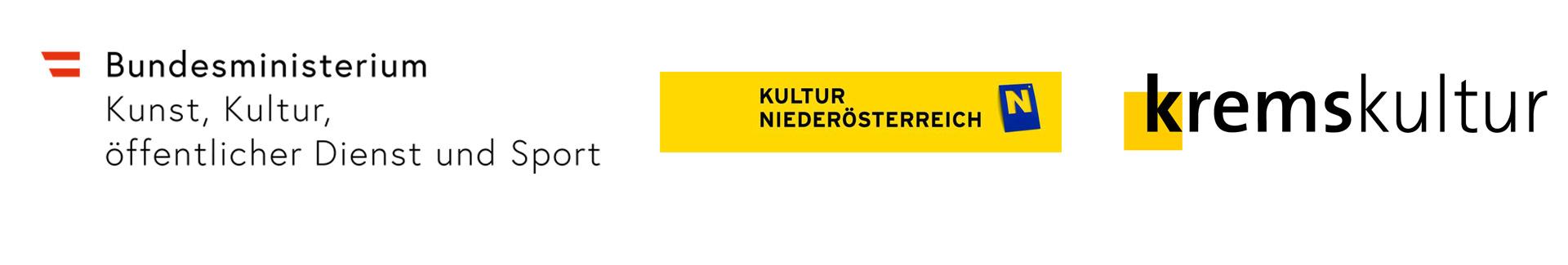 Logos Fördergeber